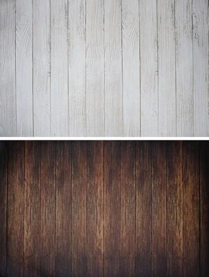 PVC Double Sided Backgrounds 70x100 cm - PVC-S