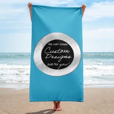 Towel - Custom Designed