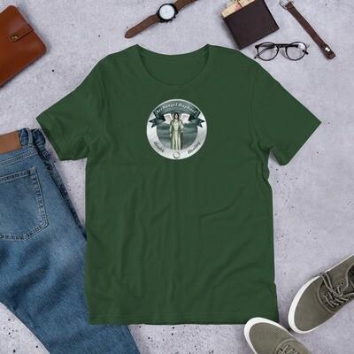 Archangel Raphael Short-Sleeve Ladies T-Shirt