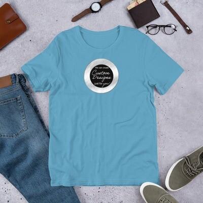 Custom Designs Just For You - Short-Sleeve Unisex T-Shirt