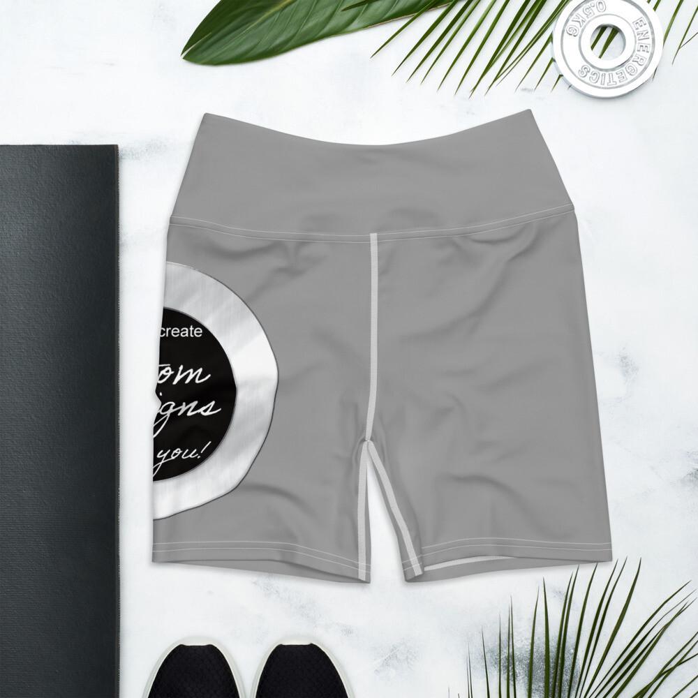 Yoga Shorts - Custom Designed