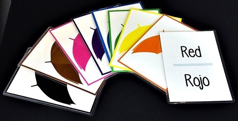 *SALE* Colors EN+SP