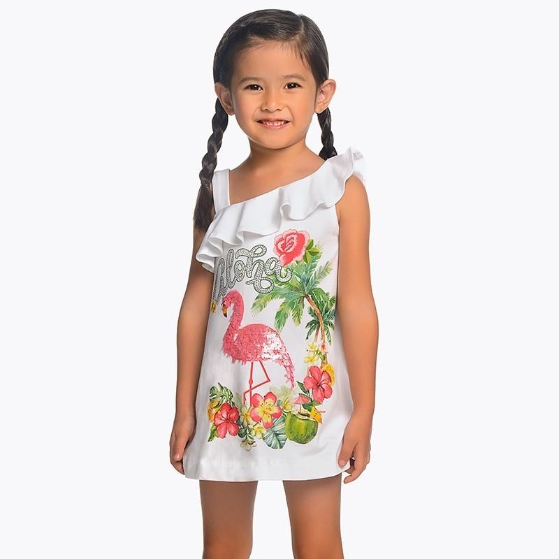 Flamingo Dress 3953 - 7