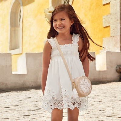 Lace Dress 3940 - 2
