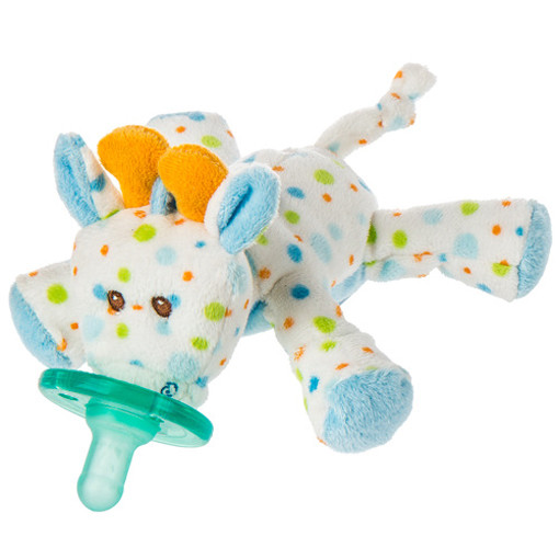 Little Stretch Giraffe Wubbanub