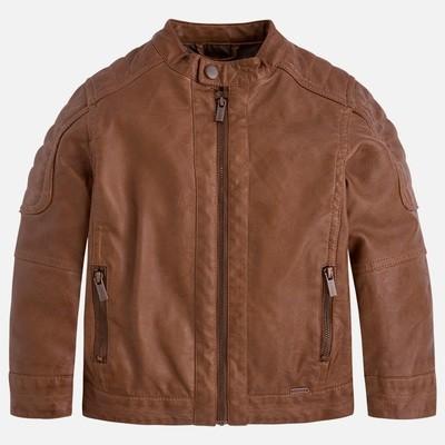 Leatherette Jacket 3462-4