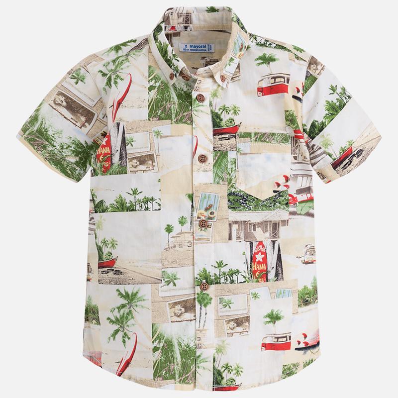 Layerd Shirt 3158-8