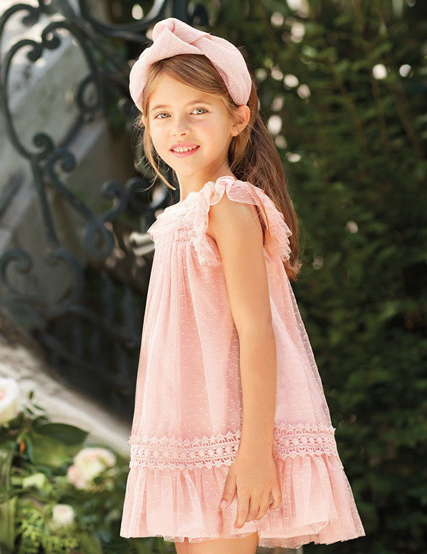 Tulle Dress 5014 - 6