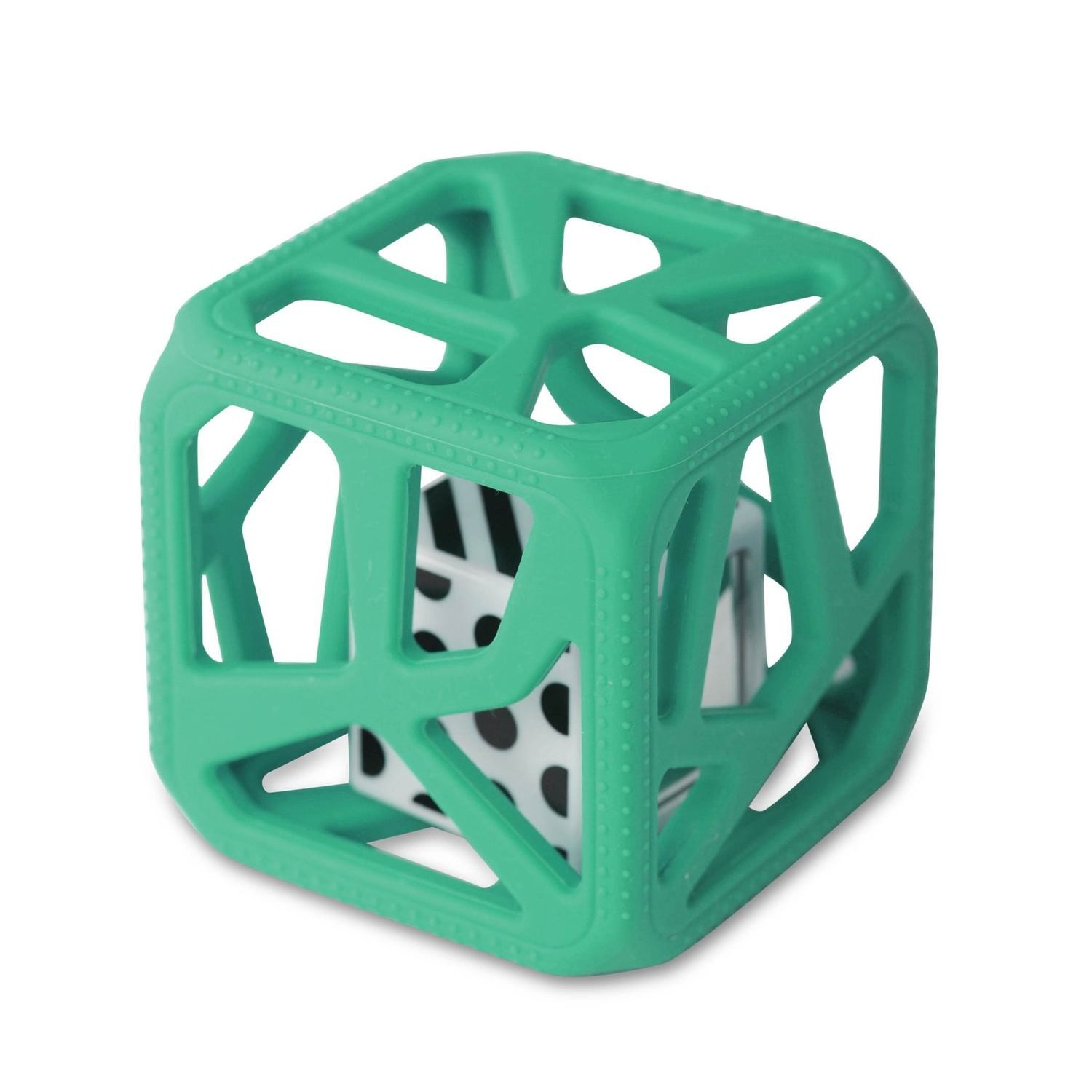 Teal Chew Cube