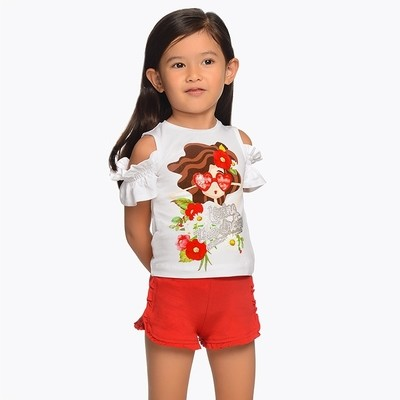 Doll Shorts Set 3220 - 8