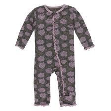 Afr. Violets Coverall 2t
