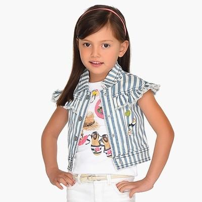 Striped Vest 3305 - 8