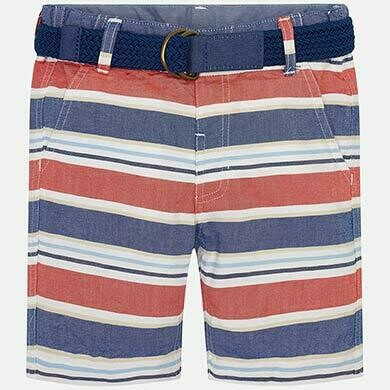 Striped Shorts 3242 - 8