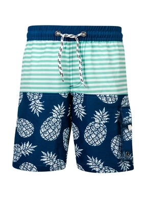 Pineapple Mint Boardie - 8