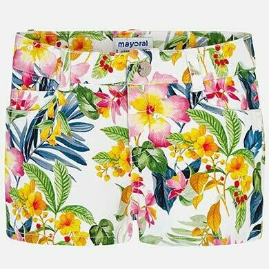 Tropical Shorts 3210 - 5