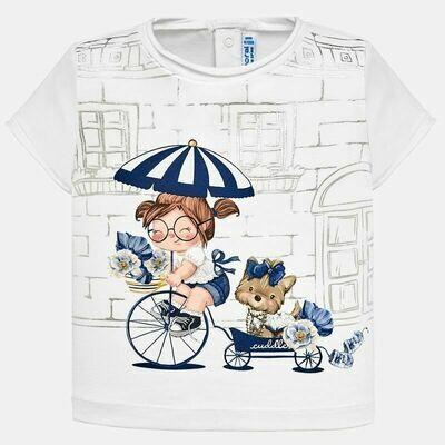 Doll T-Shirt 1010 9m