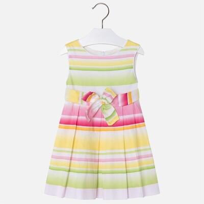 Striped Dress 3950A 4