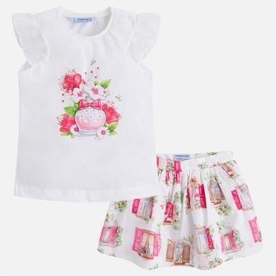Skirt Set 3993 6