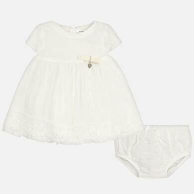 Lace Dress Set 1825 12m