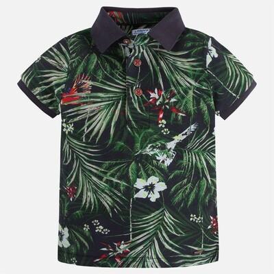 Palm Tree Polo 3138N-7