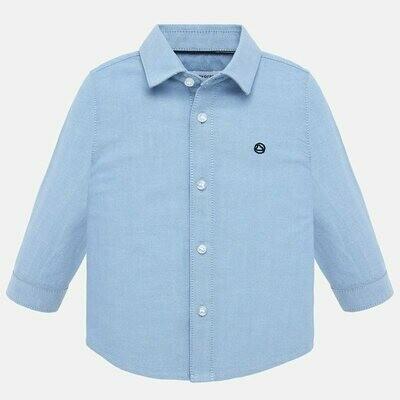 Blue Oxford Shirt 113 12m