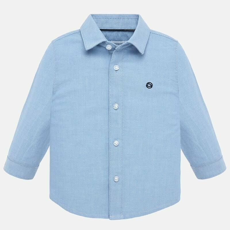 Blue Oxford Shirt 113 9m