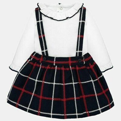 Skirt Set 2835 6/9m