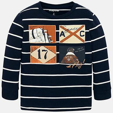 Striped Shirt 4018 - 8