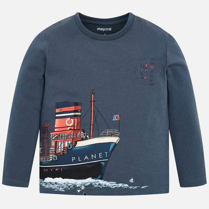 Tugboat Shirt 4036 - 4