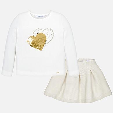 Skirt Set 4946 - 8
