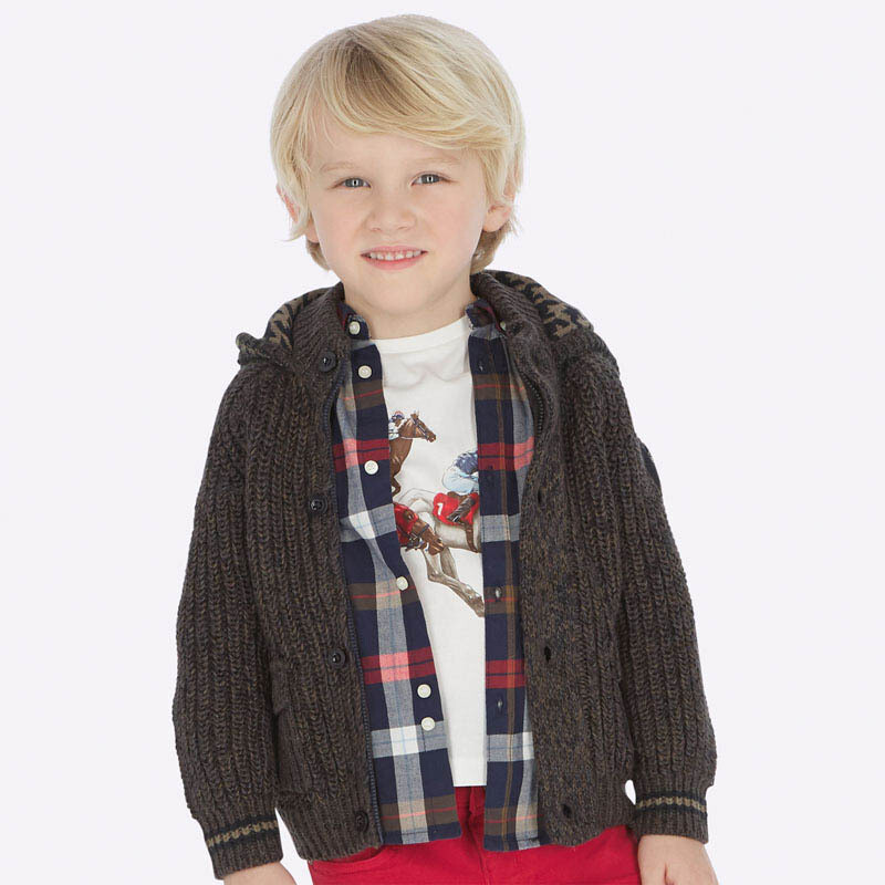 Knit Jacket 4322 - 5