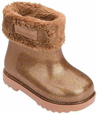 Fur Rain Boot II - 8