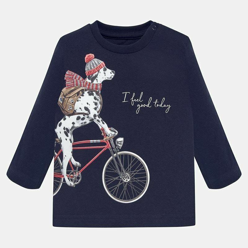 Dalmatian Shirt 2026 - 6m