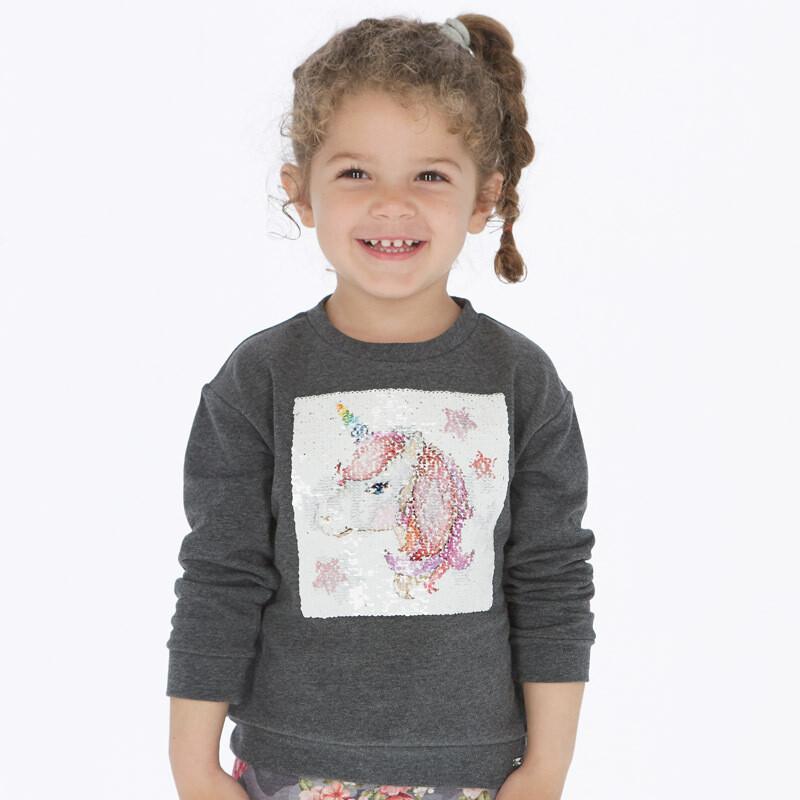 Unicorn Sweatshirt 4404 - 3