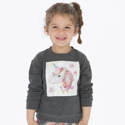 Unicorn Sweatshirt 4404 - 6