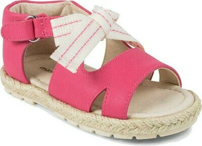 Pink Bow Sandal 41872 - 4