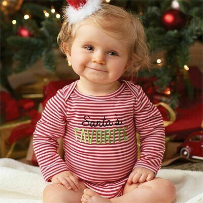 Santa's Favorite Onesie