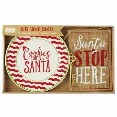 Welcome Santa Kit