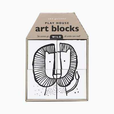 Art Blocks - Wild