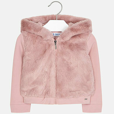 Fur Sweatshirt 4424 - 5