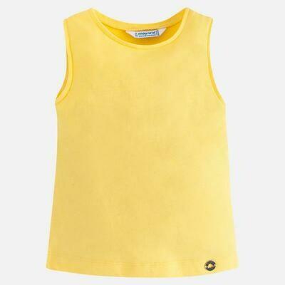 Yellow Tank Top 181A 7