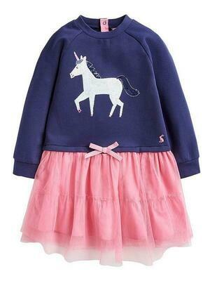 Unicorn Dress 5y