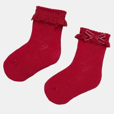 Red Socks 9173 3m