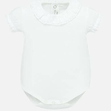 White Onesie 1782 0/1m