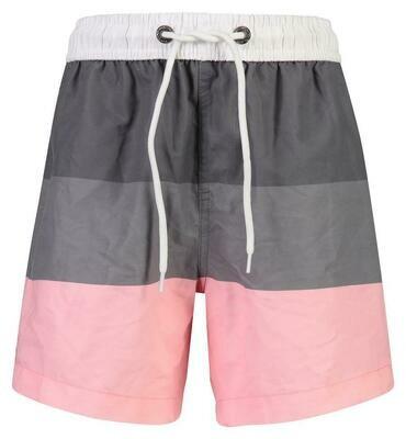 Pink-Grey Boardie - 2