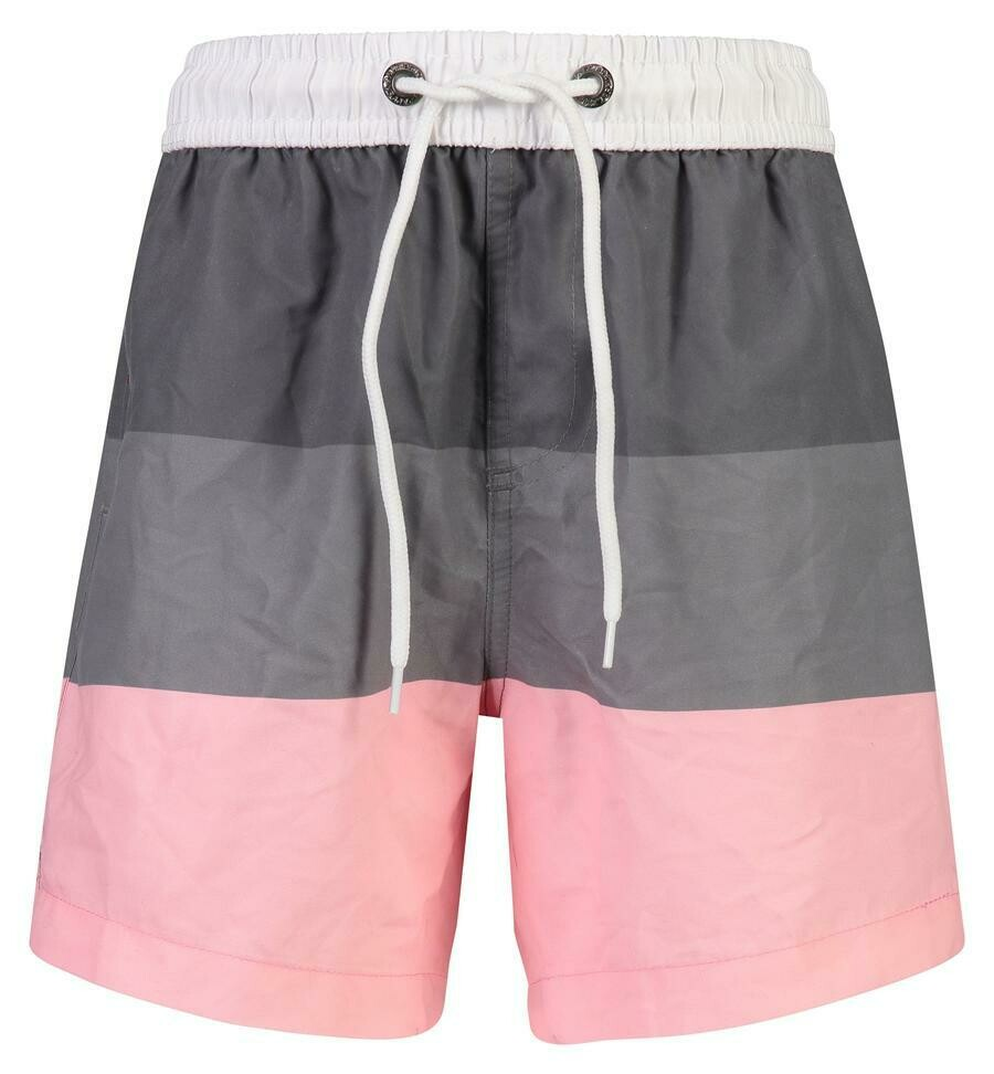 Pink-Grey Boardie - 3