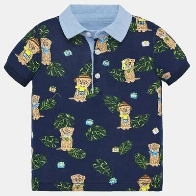 Safari Polo Shirt 1150 9m