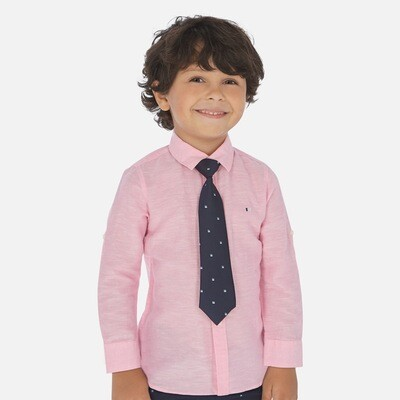 Rose Dress Shirt 141 3