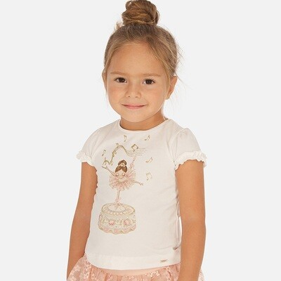 Ballerina Shirt 3001 2