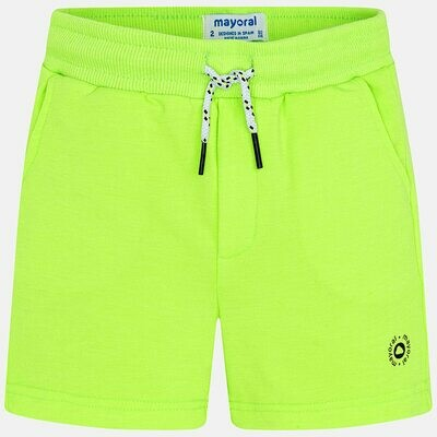 Lime Sport Shorts 611-3